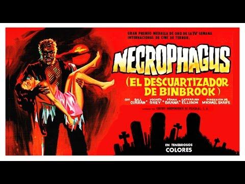 Necrophagus (1971) Trailer - Color / 2:11 mins