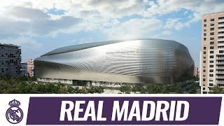 Video The future Santiago Bernabéu stadium ⚽️ MP3, 3GP, MP4, WEBM, AVI, FLV Desember 2017