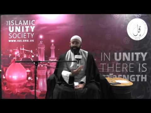 08: Treating you parents - Sheikh Ali Mehdi
