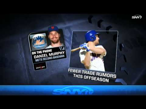 Video: Mets Hot Stove: Daniel Murphy