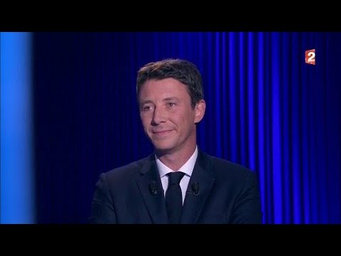 Benjamin Griveaux - On n'est pas couché 6 janvier 2018 #ONPC