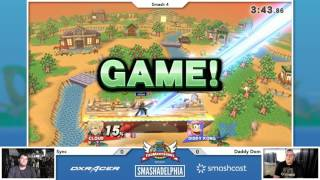 This Super Smash Bros. 4 Wii U tournament match features Sync as Cloud vs Daddy Dom as Diddy Kong. This Winners Bracket match at SMASHADELPHIA 2017 was livestreamed on 06/24/17.Enjoy the video? Hit the like button and drop a comment and let us know your favorite part. Share it with your friends and spread the hype!Check out our website:► http://clashtournaments.comWatch our live streams:► http://twitch.tv/clashtournaments► http://hitbox.tv/clashtournamentsFind us on social media:► http://facebook.com/clashtournaments► http://youtube.com/clashtournaments► http://twitter.com/clashtournament► http://instagram.com/clashtournamentsBe sure to Follow and Subscribe to us to keep up to date on all of our content. Click the bell next to the subscribe button to receive instant notifications on all uploads!