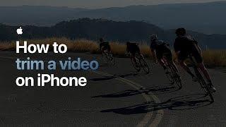 Video How to trim a video on iPhone — Apple MP3, 3GP, MP4, WEBM, AVI, FLV Februari 2019