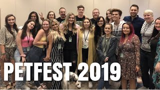 Petfest 2019 Vlog! | 20+ Creators In One Place! by Emma Lynne Sampson