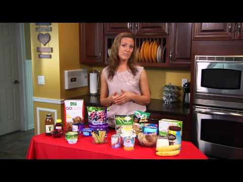 Healthy Minutes | Healthy Snacking