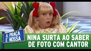 Nonton A Pra  A    Nossa  11 02 16    Nina Surta Ao Saber Sobre Foto De Amiga Com Justin Bieber Film Subtitle Indonesia Streaming Movie Download