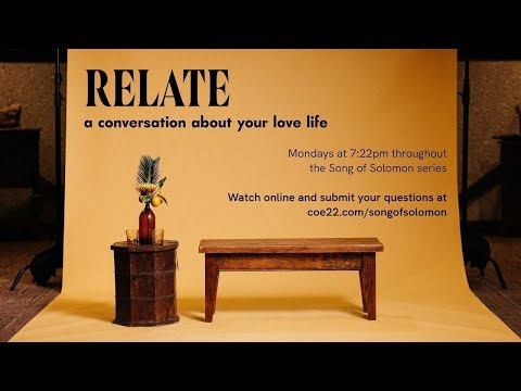 07 - How To Fight | Relate: A Conversation About Your Love Life