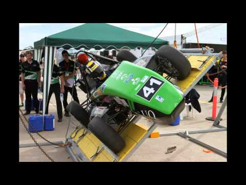 UQ Racing 2012 FSAE Competition