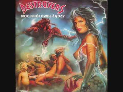 Destroyers - Track taken from album