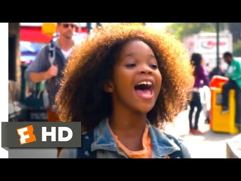 Annie (2014) - Tomorrow Scene (4/9) | Movieclips