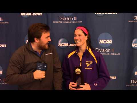 Olivia Jackson, Williams - 200 Back Women's Champion Post-Race Interview