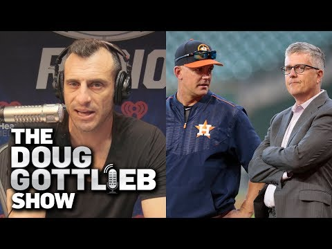 Rob Manfred Comes Up Short in Punishing The Houston Astros - Doug Gottlieb