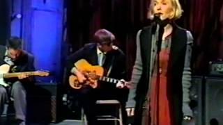Sam Phillips On Late Night 1994 I Need Love