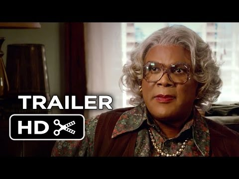 Tyler Perry's A Madea Christmas TRAILER 2 (2013) - Tyler Perry Movie HD