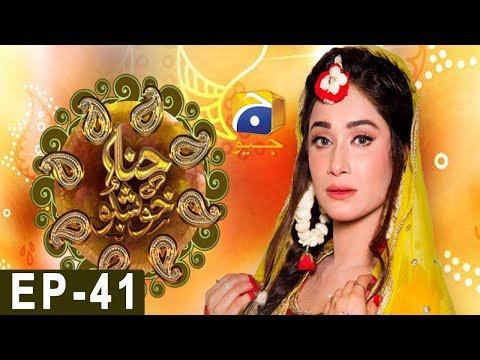 Hina Ki Khushboo - Episode 41 | Har Pal Geo (видео)
