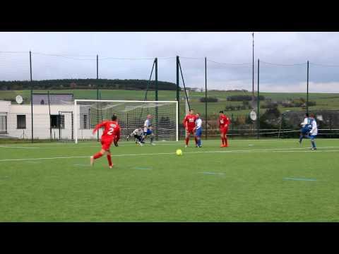 201411 - Coupe de Moselle : Macheren B c. Seniors A (Séquences)
