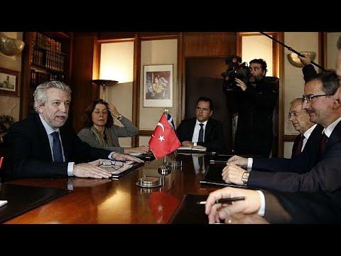 Σταύρος Κοντονής «Δεν τίθεται θέμα έκδοσης των 8» – Επίσκεψη Τούρκου υπουργού στην Αθήνα…