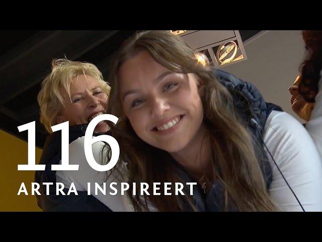 Intercedent van het Jaar 2016 - Danique Hens - Werq