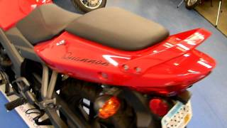 6. MSN1155B 2010 Kymco Quannon 150 Red 1