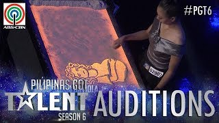 Video Pilipinas Got Talent 2018 Auditions: Bianca Gaviola - Sand Art MP3, 3GP, MP4, WEBM, AVI, FLV Juni 2018
