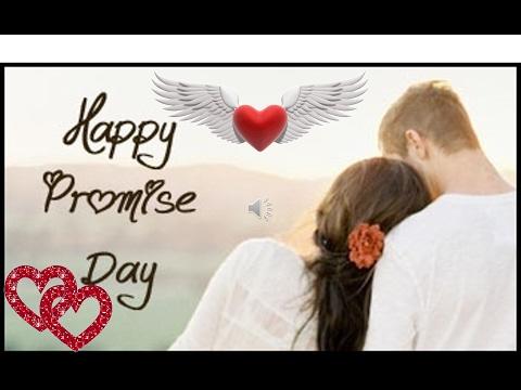 Promise day video shayari lyrics