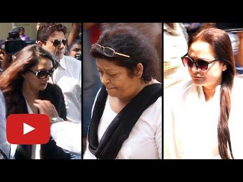 Madhuri Dixit, Jaya Prada, Saroj Khan, Karan Johar