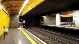 Stadt- und Straßenbahn Bonn - Außen- und Tunnelstrecken