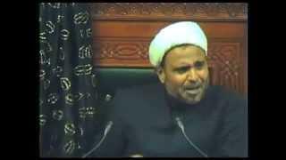 Eve 5th Muharram 1436 - Maulana Wasi Hassan Khan (Urdu)