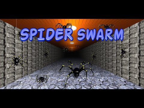 Video of Spider Swarm Full