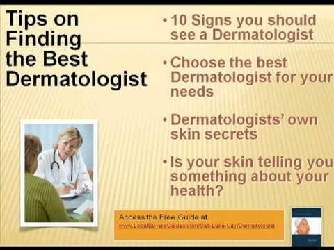 Find The Best Dermatologists in Salt Lake City