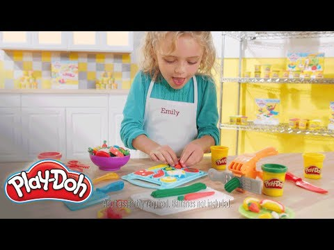 Play doh - Play-Doh  'Kitchen Creations' Official TV Commercial