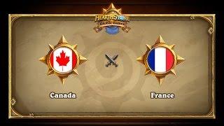 FRA vs CAN, game 1