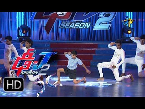 Dhee Juniors2 - Sivamani Performance - 16th December 2015 - ఢీ జూనియర్స్2
