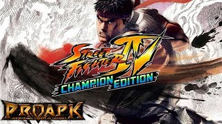 """Street Fighter IV Champion Edition by CAPCOM (ANDROID/iOS/iphone/ipad)►►► SUBSCRIBE PROAPK FOR MORE GAMES : http://goo.gl/dlfmS0 ◄◄◄A new warrior has entered the ring!Take control of 25 world warriors and test your mettle against players from around the world. Street Fighter 4: Champion Edition perfects the winning gameplay formula by offering higher resolution graphics, three new characters (Poison, Ibuki and Dudley) wide screen support for newer iOS devices and a host of updates and refinements. Long time Street Fighter fans can jump into the action and have an instant familiarity with the controls. For more casual players Street Fighter 4 features numerous settings and tutorials that put you on the path to victory.• Fight as 25 Street Fighter characters (three new characters and six more coming as free updates)• Higher resolution graphics and wide screen support• Intuitive virtual pad controls allow players to execute full move sets including Unique Attacks, Special Moves, Focus Attacks, Super Combos and Ultra Combos • Take your game to the next level with a MFi controller like the Gamevice (MFi controllers do not work in menus, they fully function in multiplayer and single-player gameplay.)• Battle head-to-head against players from around the world via Wifi• Single player """"arcade"""" and multiplayer modes.• Unleash super moves with a tap of the """"SP"""" button.• Four levels of difficulty.DOWNLOADApp Store: https://itunes.apple.com/us/app/street-fighter-iv-champion-edition/id1239299402Play Store: Not Available NowTotal Size : 1.62 GB✔ LOOKING FOR MORE RPG GAMES?  ►►► https://goo.gl/wqCfuv ◄◄◄►►► MMORPG Playlist : https://goo.gl/nky4Vl ◄◄◄----------------------------------------------------SUBSCRIBE PROAPK TO DISCOVER MORE NEW ANDROID/iOS GAMES : http://goo.gl/dlfmS0TWITTER: http://twitter.com/Apkno1FACEBOOK: https://www.facebook.com/proapk4uG+ : https://plus.google.com/+proapkIF YOU LIKE OUR WORKS, PLEASE SUPPORT AND LIKE/ SHARE/ COMMENT ON OUR VIDEOS, THANK YOU!"""