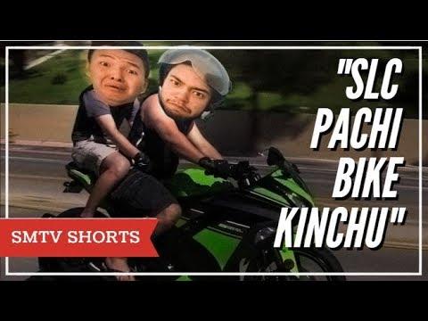 (SLC PACHI BIKE KINCHU |SMTV SHORTS| - Duration: 92 seconds.)