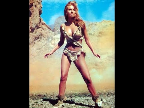 About Raquel Welch - Fantastic Success 2 - On Million Years B.C. Beauty