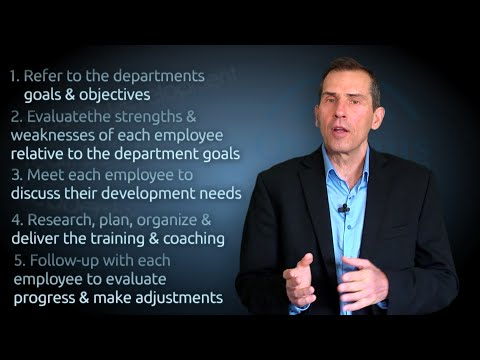 Creating an Employee Development Plan for Improved Employee Performance