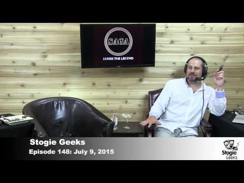 Stogie Geeks Episode 148 – Stogies of the Week