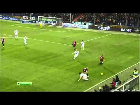 Genoa - Inter 14.11.2011 HD