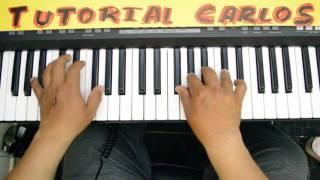 Aqui Estoy Marco Barrientos Piano Tutorial Carlos