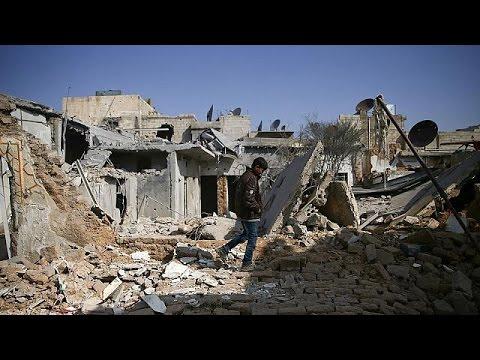 Αεροπορικές επιδρομές από το καθεστώς Άσαντ στη Δαμασκό