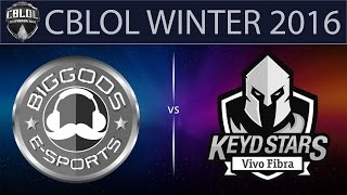 BG vs Keyd, game 1