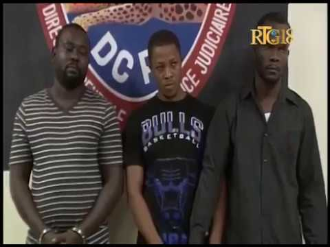Haiti news: Police Nationale d'Haïti / 16 Mai 2017