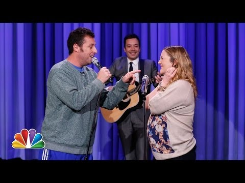 Did Adam Sandler and Drew Barrymore ever date each other?