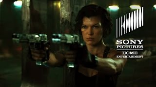 Resident Evil: The Final Chapter - Now on Blu-ray & Digital! :30 TV Spot