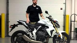 6. 2013 Honda CB1000R