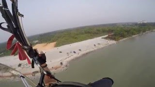 Pantai Remis Malaysia  City new picture : PARAMOTOR MALAYSIA @ RONDA RONDA PANTAI REMIS