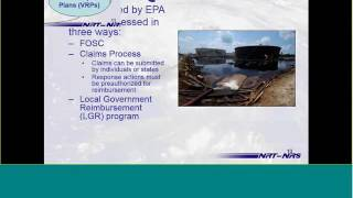 Crude Move Webinar Series: Spill Response Requirements and Regional Capacity