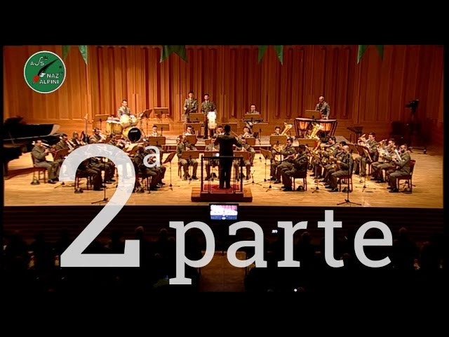 Concerto Alpini Julia 2 parte - Qdpnews.it