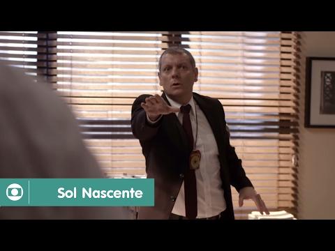 Sol Nascente: capítulo 146 da novela, quinta, 16 de fevereiro, na Globo